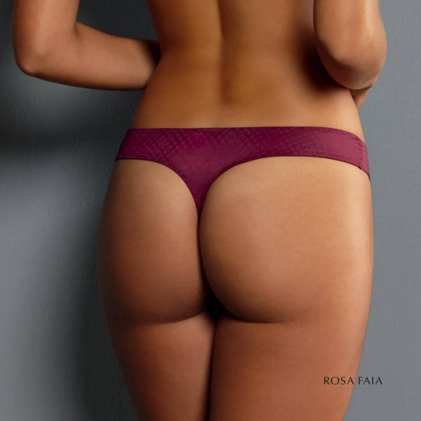 tanga color cereza